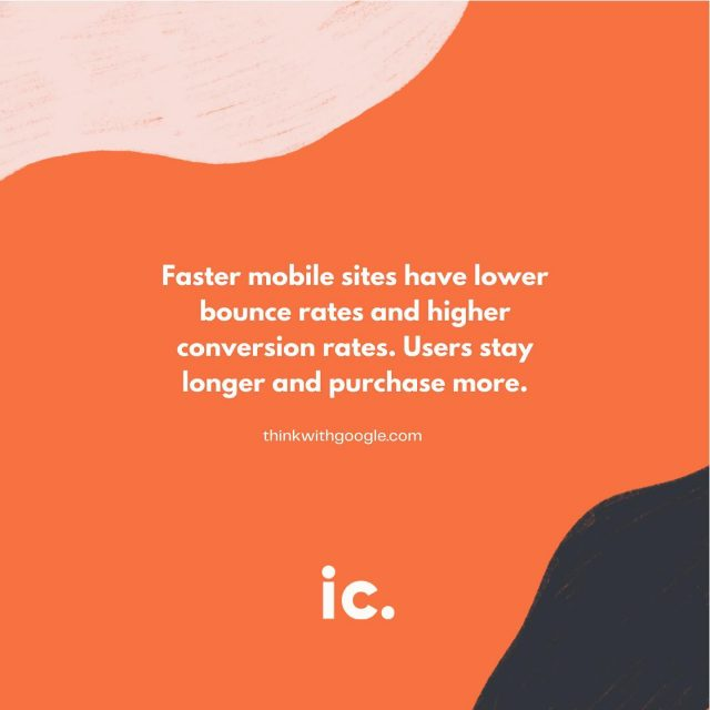 According to Google, improving site speed increases progression rates in almost every step of the mobile purchase journey — from homepage to checkout. In one particular study, decreasing mobile site load times by just one tenth of a second resulted in an 8.4% increase in conversion rates for retail, and 10.1% for travel. You can understand your mobile page speed by using tools like Test My Site (Google product), which offers a number of free recommendations for improvement.