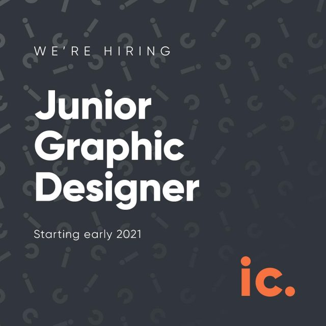 On the hunt for the next friendly face in our Miranda office! Working alongside our Creative Director Jeff, this part-time Junior Graphic Design role is perfect for anyone looking to get experience in agency world and work with a portfolio of companies large and small across the Asia Pacific Region. Look us up on LinkedIn to apply! 💫